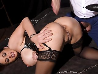 Deep anal wheedling in scenes of scurrilous sex