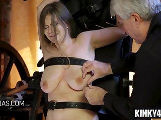 Hot Babe BDSM Fetish