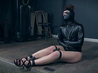 BDSM torture slavery fetish session down slutty Fallon West