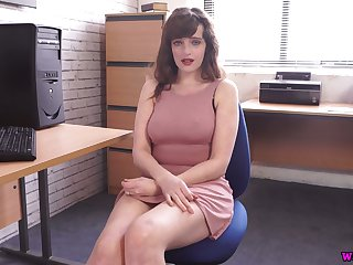 Mesmerizing domineer whore with racy ruining Kate Anne wanna tickle her twat