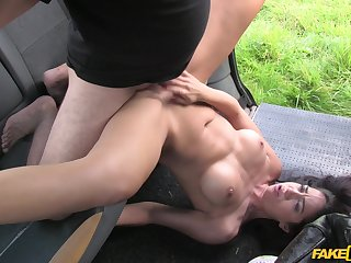 Camping trip leads this busty babe to doolally porn experiences