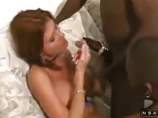 Wild amateurs milfs indulge in hard fuck interracial orgy copulation