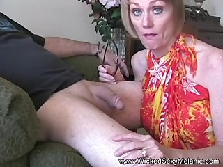 Enjoy this neglected blowjob from the great Wicked X Melanie.