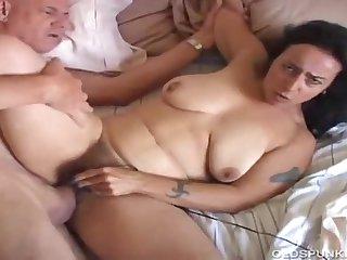 Beautiful Mature Babe Nina Enjoys A Steadfast Dick